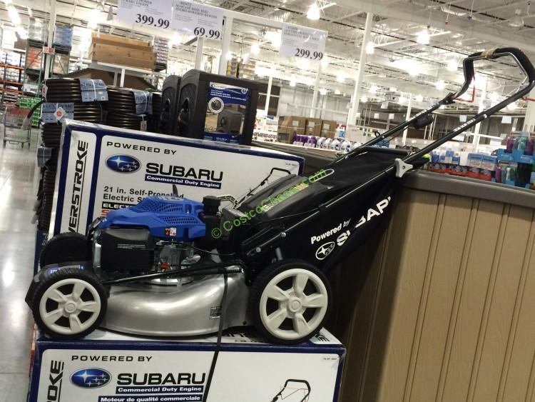 Costco 998937 Stroke 21 Lawn Mower