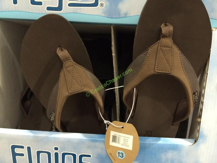 Flojos Men's Sandal,  Size: 8-13