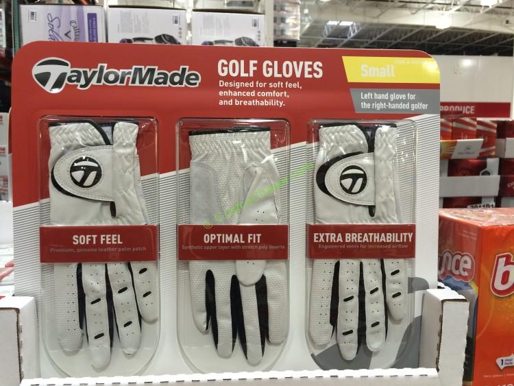 Taylormade Golf Gloves 3 Pack