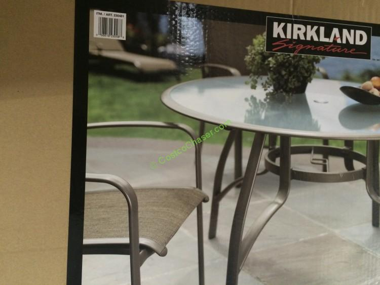 Costco 230481 Kirkland Signature Commercial 50 Round Table