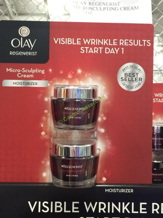 Olay Regenerist Micro-Sculpting Cream 2/1.7oz