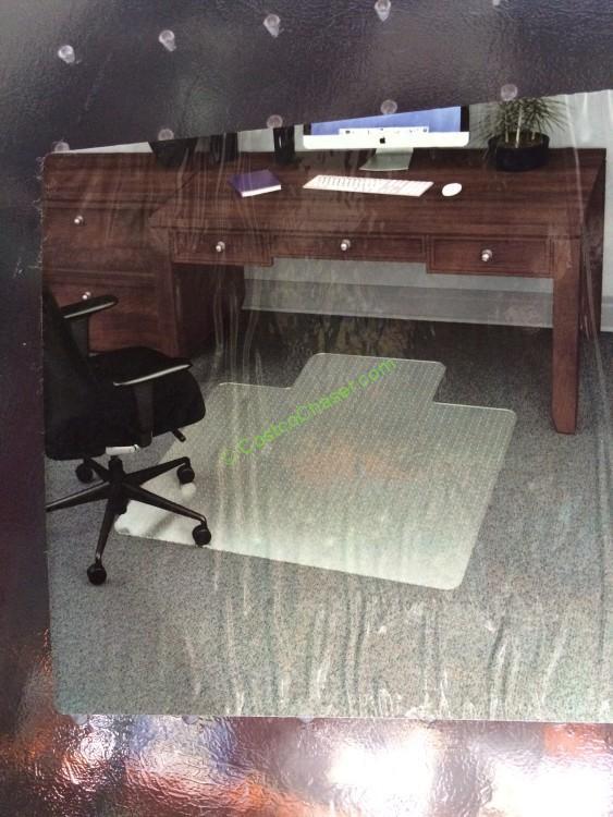 Dimex 45 X 53 Clear Edge Chair Mat Costcochaser
