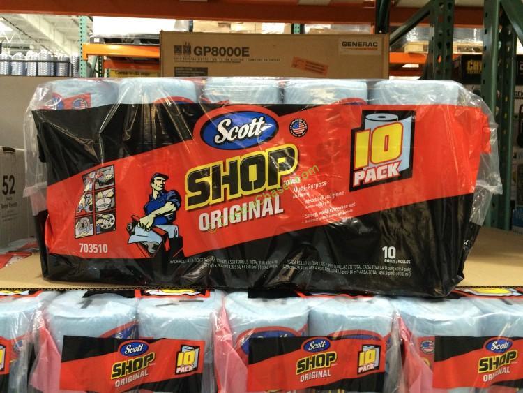Scott Shop Multi-Purpose Original Towels