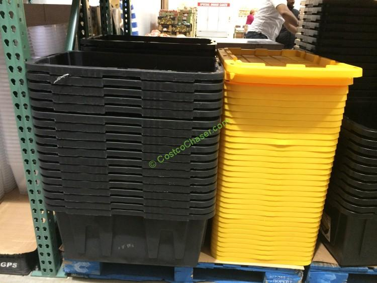 Centrex Plastics 27 Gallon Storage Bin Tough Durable