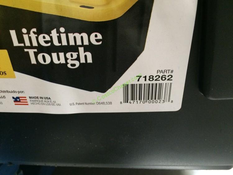 Centrex Plastics 27 Gallon Storage Bin Tough Durable