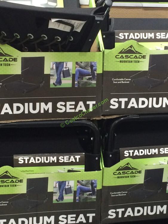 Costco 792953 Cascade Mountain Stadium Seat All Costcochaser
