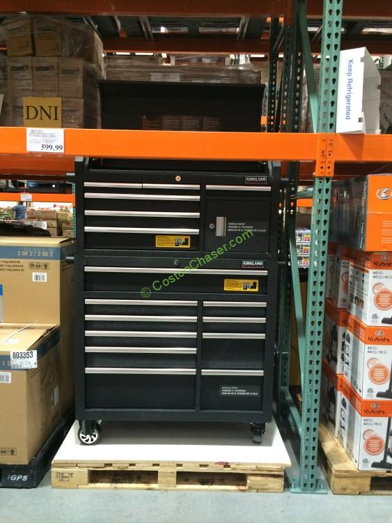 Kirkland Signature 42″ Mobile Tool Chest – CostcoChaser