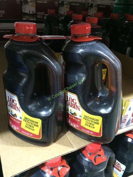 Costco 843142 Log Cabin Syrup