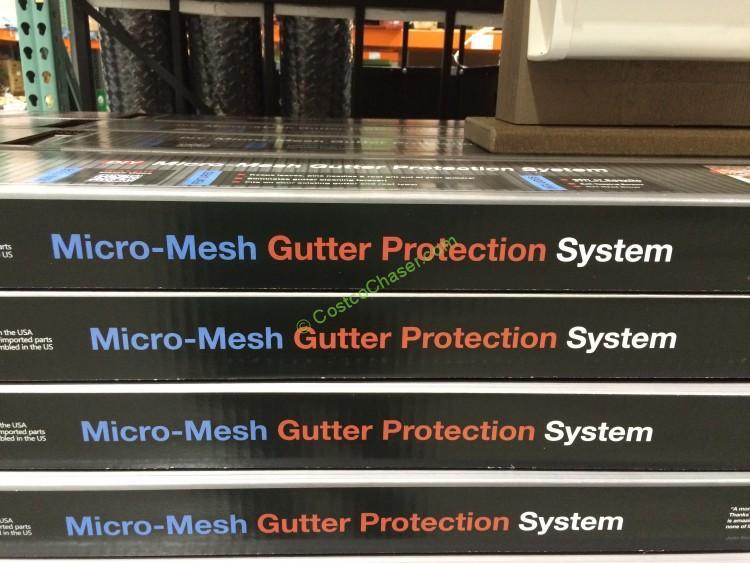 Easyon Gutterguard 36 Micro Mesh Gutter Protection
