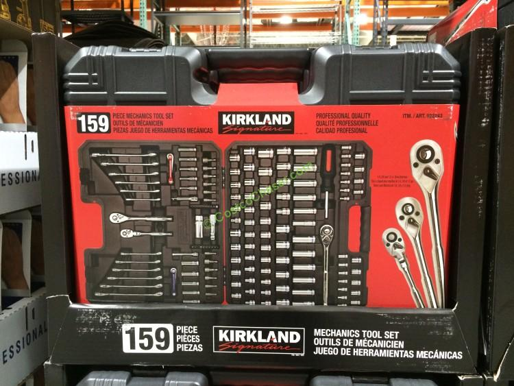 kirkland signature 159-piece mechanics tool set – costcochaser