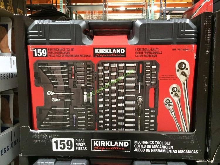 Kirkland Signature 159-piece Mechanics Tool Set