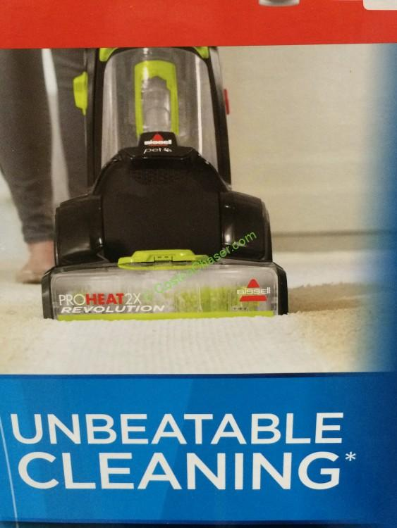 costco bissell proheat 2x revolution pet carpet cleaner part1