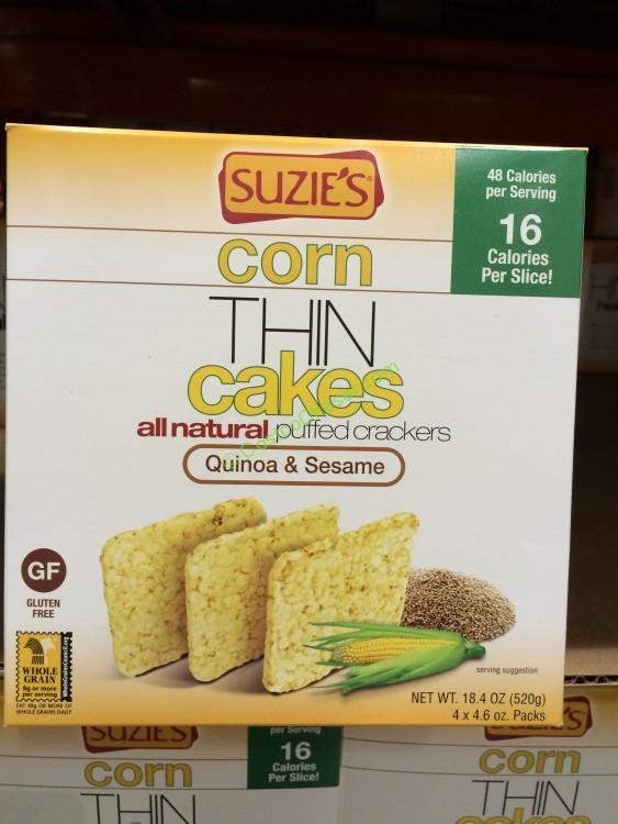 Suzies Thin Cakes