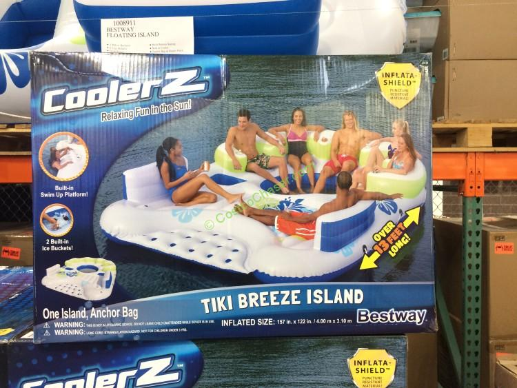 Bestway Tiki Breeze Floating Island