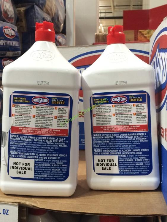 Kingsford Charcoal Lighter Fluid 2 64 Oz Bottles