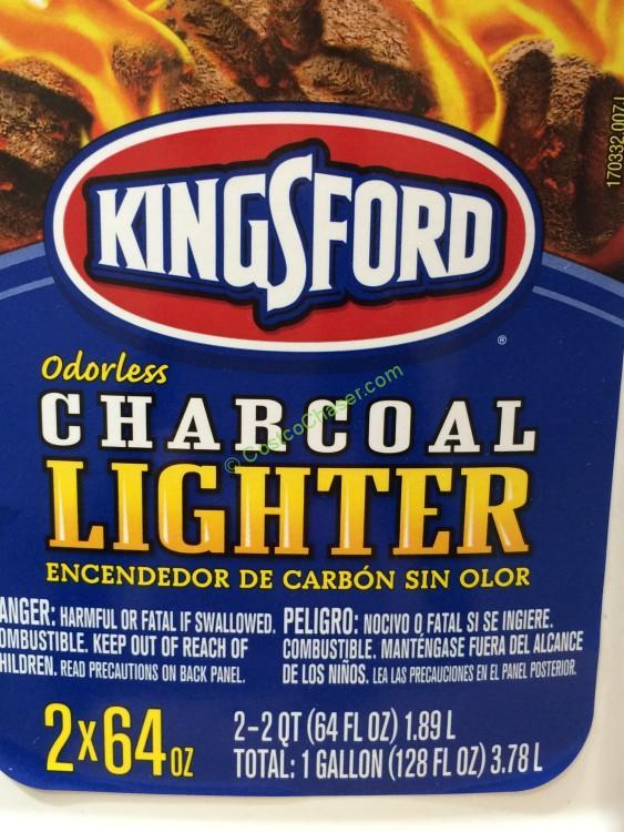 Costco Oil Change >> Kingsford Charcoal Lighter Fluid 2-64 OZ Bottles – CostcoChaser