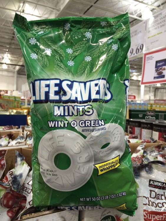 Lifesavers Wint-0-Green 50 Ounce Bag