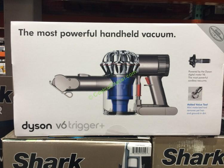 Dyson V6 Trigger + Cordless Handheld Vacuum