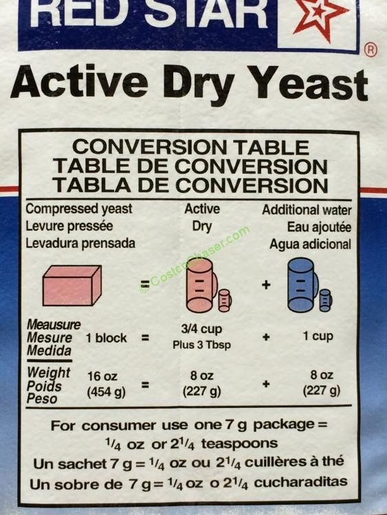active dry yeast instructions
