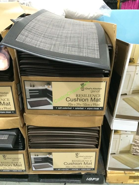 Costco 569320 The Chefs Kitchen Resilience Cushion Mat
