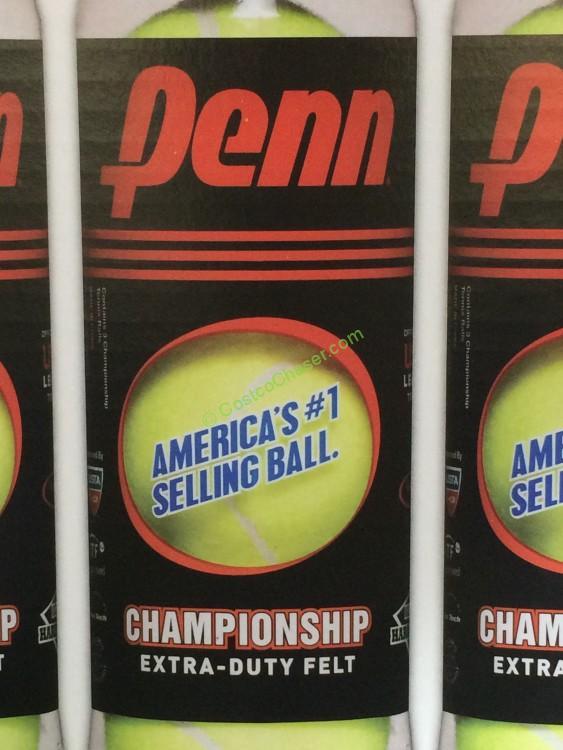 Penn Championship Xtra Duty 20PK Tennis Balls