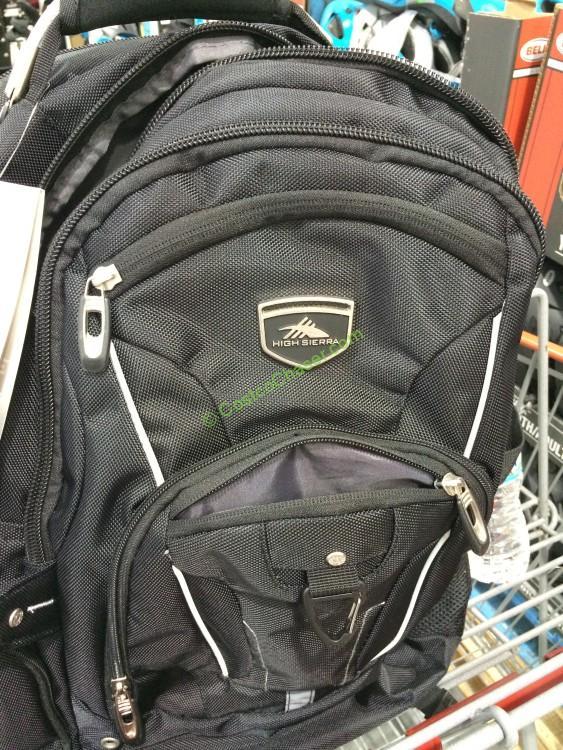 High Sierra Elite Backpack Costcochaser