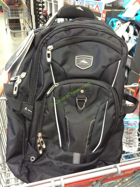 2ffdd6893cb High Sierra Elite Backpack – CostcoChaser