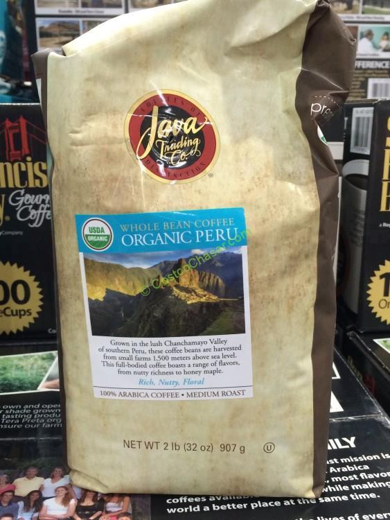 Organic Peru Coffee 2 Pound Bag