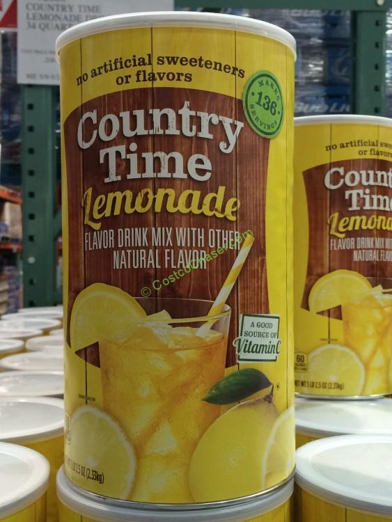 Lemonade Can Drink Costco
