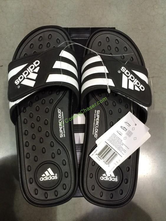 16aeab7f3979 costco-949581-adidas-mens-adissage-slide. Adidas Men s Adissage Slide Sandal  ...