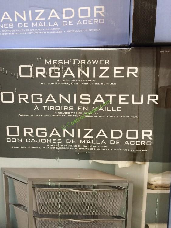 Mesh Drawer Organizer Costcochaser