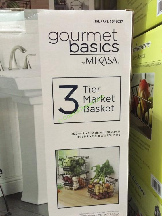 Costco-1049037- Gourmet-Basics-by-Mikasa-3-Tier-Basket-use1