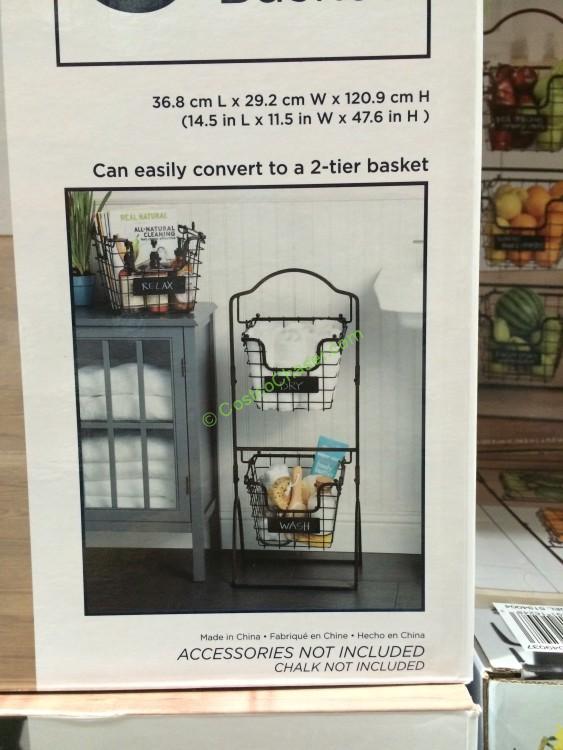 Costco-1049037- Gourmet-Basics-by-Mikasa-3-Tier-Basket-way