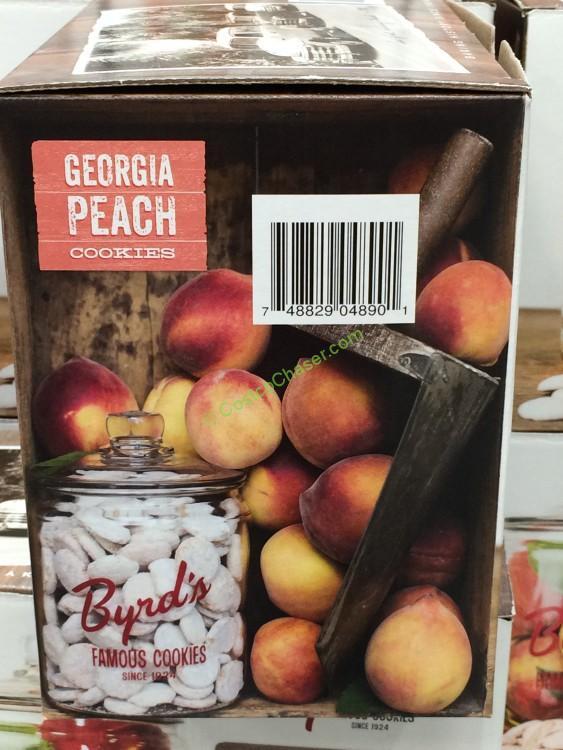 BRYD Cookie Company Georgia Peach Cookie 28 Ounce Box