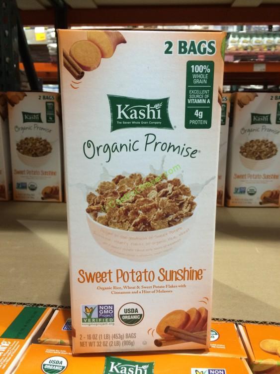 Kashi Organic Sweet Potato Sunshine 32 Ounce Box