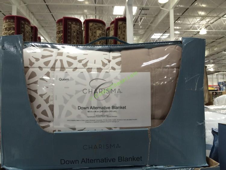 Charisma Down Alternative Blanket Queen Costcochaser