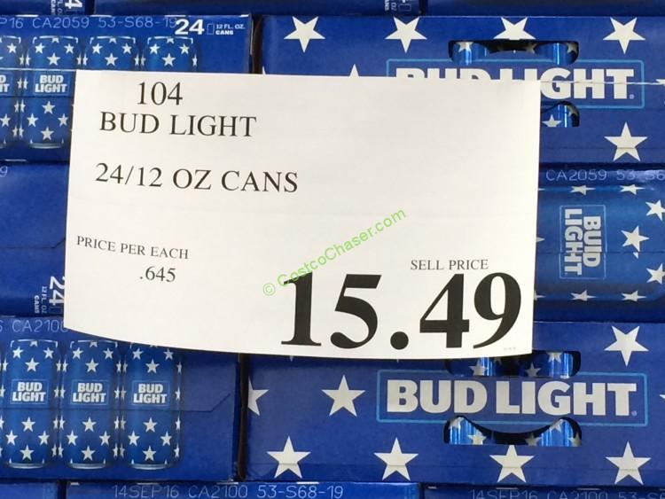 Attractive Costco 104 Bud Light Tag Amazing Ideas