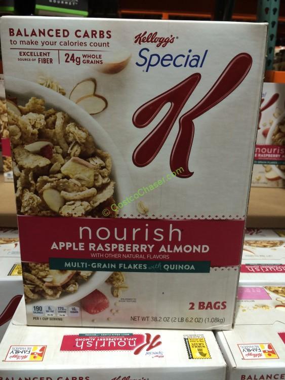 Kellogg's Special K Nourish 38.2 Ounce Box