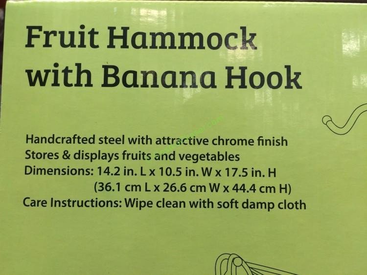 costco-178549-MESA-Fruit-Hammock-with-Banana-Hook-spec – CostcoChaser