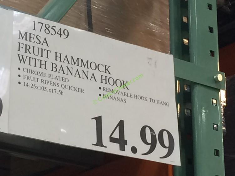 costco-178549-MESA-Fruit-Hammock-with-Banana-Hook-tag – CostcoChaser
