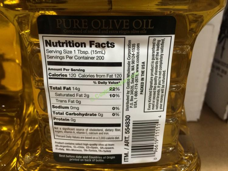 Nov 22, · Costco's Kirkland Signature Organic Extra Virgin Olive Oil may be the best-kept secret in the store.