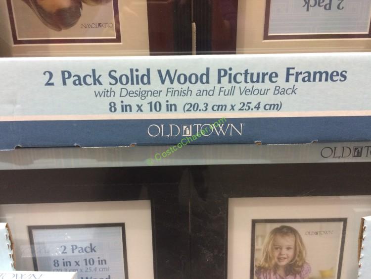 costco 766907 old town 8 10 designer wood