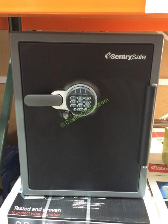 Sentry Safe Digital Lock SFW205GPC 2 0 Cu  Ft  – CostcoChaser