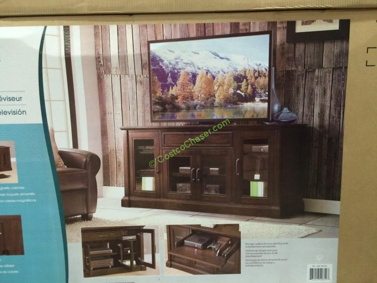 "Bayside Furnishings Brockport 65"" TV Console"