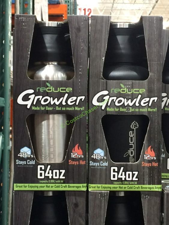 Reduce 64OZ Stainless Steel Growler