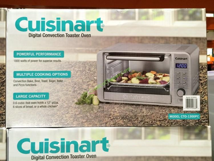 energy oven broiler convection toaster door french cuisinart oster costco save best