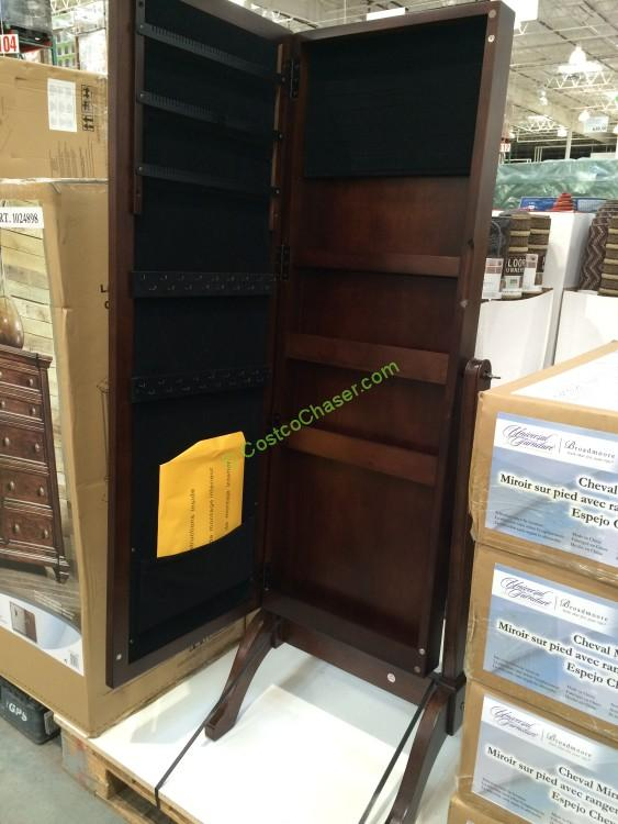 Costco Jewelry Armoire Style Guru Fashion Glitz