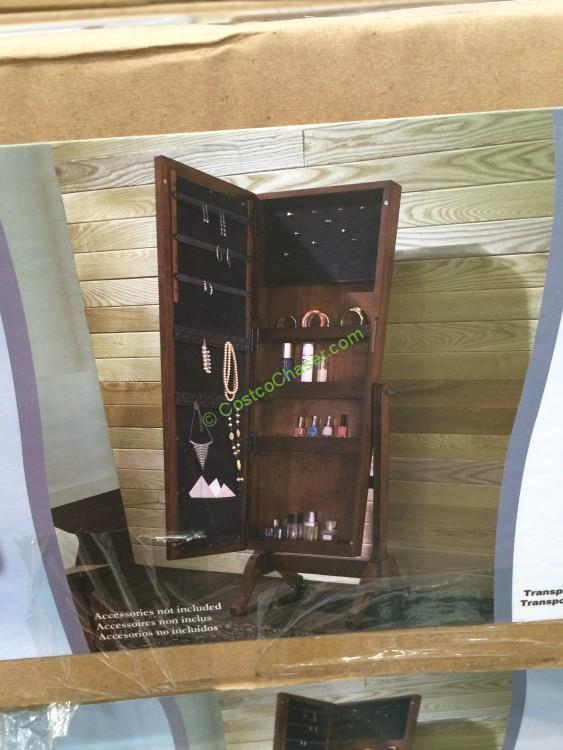 Costco 1024786 Universal Broadmoore Cheval Mirror Pic Costcochaser