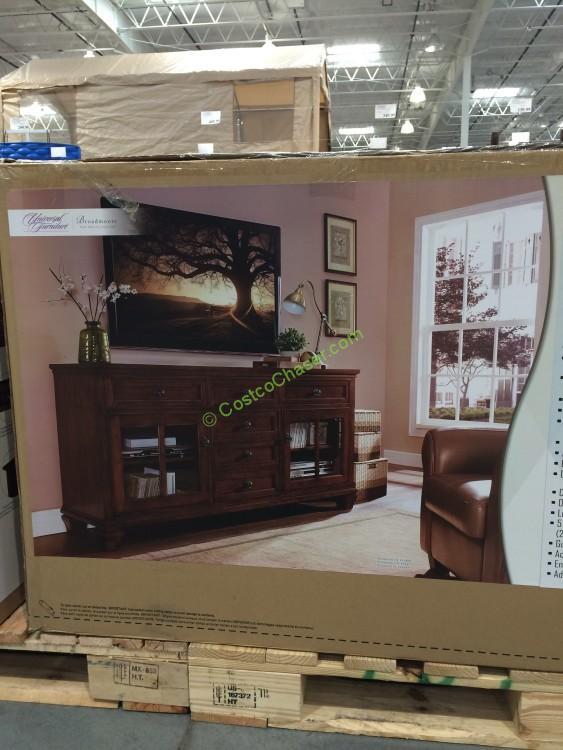 Costco 1024891 Universal Broadmoore 70 Tv Console Use Costcochaser