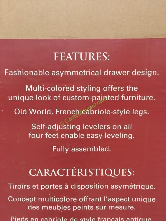 Costco-1024894-Stein-World-Multi-Drawer-Chest-spec